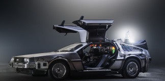 DeLorean-regreso-al-futuro