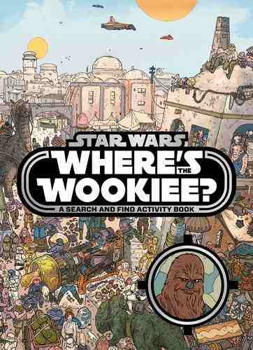 Star Wars Where's the Wookiee-
