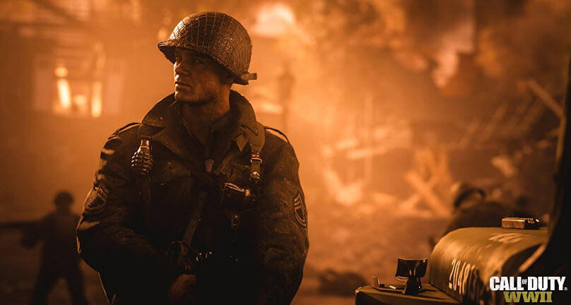 opinion de Call of Duty WWII- ps4